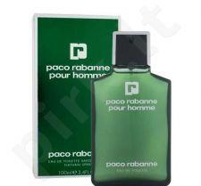 Paco Rabanne Pour Homme, tualetinis vanduo (EDT) vyrams, 30 ml