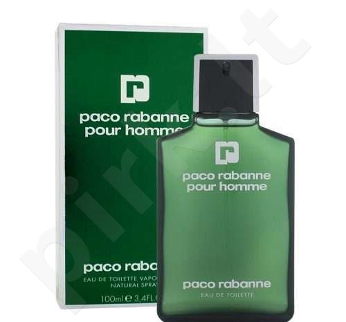 Paco Rabanne Paco Rabanne Pour Homme, tualetinis vanduo vyrams, 30ml