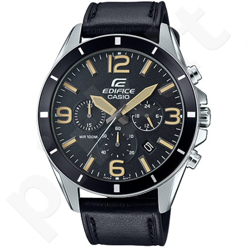 Vyriškas Casio laikrodis EFR-553L-1BVUEF