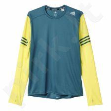 Marškinėliai bėgimui  Adidas Response Long Sleeve Tee M AX6486