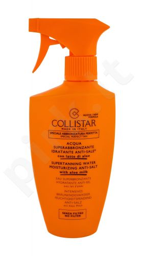 Collistar Special Perfect Tan, Supertanning Water Moisturizing Anti-Salt, Sun kūno losjonas moterims, 400ml