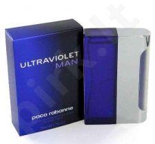 Paco Rabanne Ultraviolet, tualetinis vanduo (EDT) vyrams, 100 ml