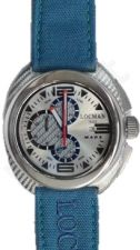 LOCMAN Mod. MARE Chrono Data quartz carbonio 47mm CORDURA® strap