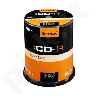 CD-R Intenso [ [ cake box 100 | 700MB | 52x ]