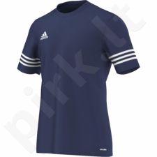 Marškinėliai futbolui Adidas Entrada 14 Junior F50487