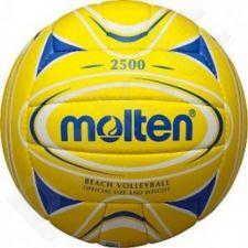Tinklinio kamuolys beach training V5B2500-YB sint. oda