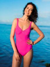 Maudymosi kostiumėlis moterims BASIC 2106 43 40 pink