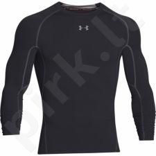 Marškinėliai termoaktyvūs Under Armour HeatGear Compression Longsleeve 1257471-001
