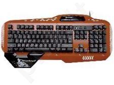 Klaviatūra TRACER gaming Enduro USB