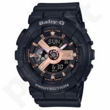 Vaikiškas laikrodis Casio Baby-G BA-110RG-1AER