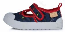 D.D. step tamsiai mėlyni batai 20-25 d. csb-114a