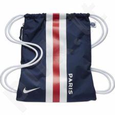 Krepšys batams Nike Stadium PSG GMSK tamsiai mėlyna raudona  BA5942 410