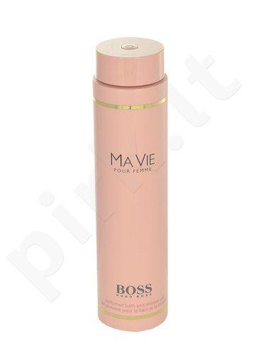 Hugo Boss Boss Ma Vie Pour Femme, dušo želė moterims, 200ml
