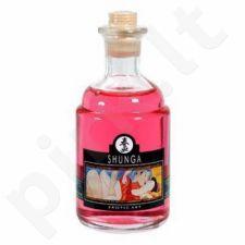 Shunga - Aphrodisiac Oil (egzotinių vaisių skonis)