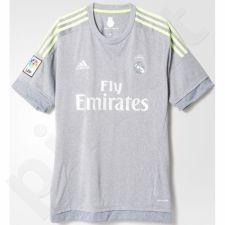 Marškinėliai futbolui Adidas Real Madryt FC Away Jersey M AA2219