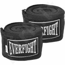 Tvarstis boksui  Everfight 3 m - 2vnt. juodas