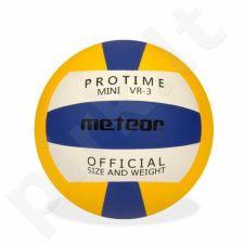 Tinklinio kamuolys Meteor VR-3 MICRO PU MINI 10059