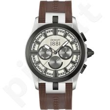 Cerruti 1881 Moltrasio CRA076SB07 vyriškas laikrodis