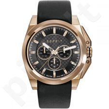 Esprit ES108711002 Black vyriškas laikrodis
