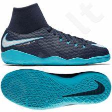 Futbolo bateliai  Nike HypervenomX Phelon III DF IC Jr 917774-414