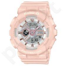 Vaikiškas laikrodis Casio Baby-G BA-110RG-4AER