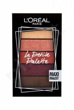 L´Oréal Paris La Petite Palette, akių šešėliai moterims, 4g, (Maximalist)