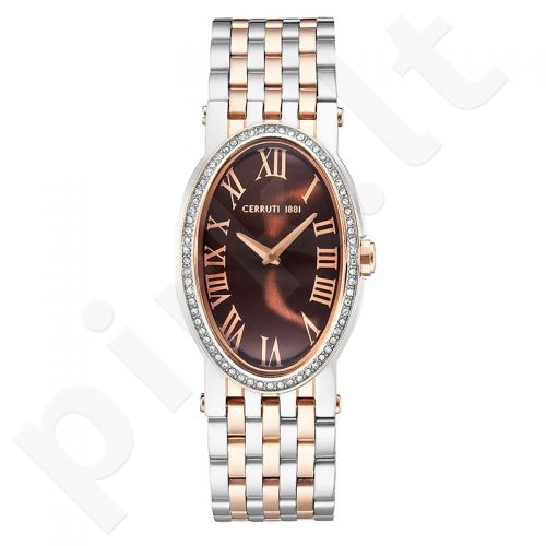 Moteriškas laikrodis Cerruti 1881 CRO020SR12M