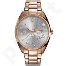 Esprit ES108922003 Secret Garden Rose Gold moteriškas laikrodis
