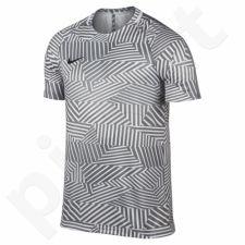 Marškinėliai futbolui Nike Dry Squad Top SS GX M 807073-100