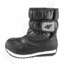 Žieminiai batai  4f Jr HJZ18-JOBDW001 juodas