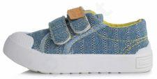 D.D. step Šviesiai mėlyni batai 20-25 d. csb-116