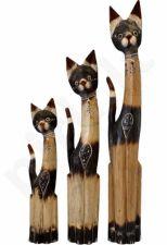 Kačių figūrėlių rinkinys, 3 vnt. 75010