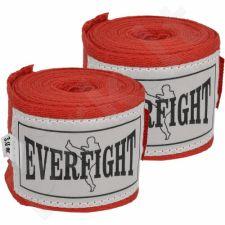 Tvarstis boksui  Everfight 3 m - 2vnt. raudonas
