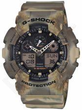 Vyriškas Casio laikrodis GA-100MM-5AER