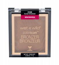 Wet n Wild Color Icon, bronzantas moterims, 11g, (Sunset Striptease)