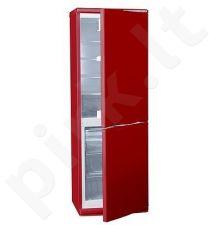Šaldytuvas ATLANT XM 4012-130 A+ rubino spalvos