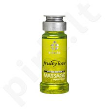 Swede - Fruity Love masažo aliejus 50 ml (6 skirtingi kvapai)