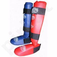 Apsaugos kojoms ir pėdoms MASTERS NS-2 raudonas