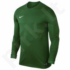 Marškinėliai futbolui Nike PARK VI LS Junior 725970-302