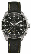 TAG HEUER AQUARACER laikrodis-chronometras CALIBRO 16 CAY211AFC6361