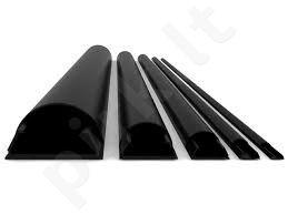 Apdailos juostelė M Cable Cover black 33mm-1100mm