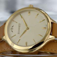 Moteriškas laikrodis BISSET Ribbon long BSAE20GIGX03BX