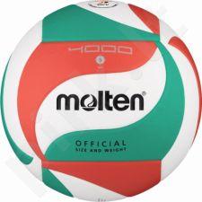 Tinklinio kamuolys training V5M4000-X sint. oda 5d.