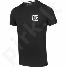 Marškinėliai Outhorn M TOL16-TSM606 juoda