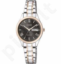 Moteriškas laikrodis Citizen EW3197-89EE