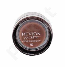 Revlon Colorstay, akių šešėliai moterims, 5,2g, (720 Chocolate)