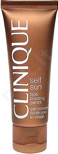 Clinique Self Sun, Face Bronzing Gel Tint, savaiminio įdegio produktas moterims, 50ml