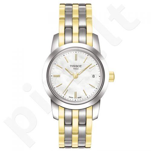 Moteriškas laikrodis Tissot Classic Dream T033.210.22.111.00
