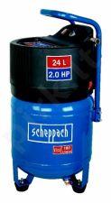 Kompresorius vertikalus Scheppach HC 24V oil free