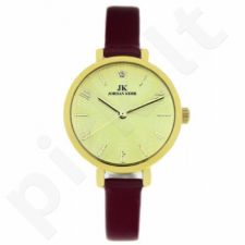 Moteriškas laikrodis Jordan Kerr PT-11823/IPG/RED